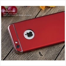 APPLE IPHONE 5 5S SE 6 6S PLUS IPAKY CHROME Perfect FIT Hard Case