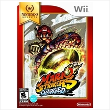 Mario Strikers Charged (Nintendo Selects) for Wii U and Wii