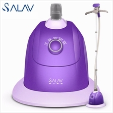 Salav GS63 6 Cloths Hanger Design Garment Steamer Iron