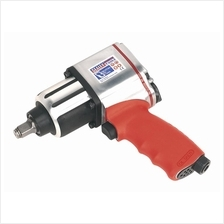 "Sealey Air Impact Wrench 1/2""Sq Drive Twin Hammer"