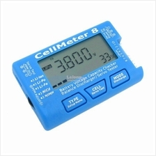 Battery Capacity Tester with LCD Indicator for 12V24V30V Lead acid LiP