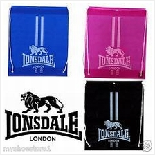 2X Waterproof Lonsdale DrawString Bag (Kalis Air) RM50