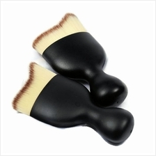 Professional Oblique Makeup Powder Brush