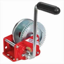 Sealey Geared Hand Winch with Brake