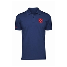 DOTA 2 Cotton Polo Shirt