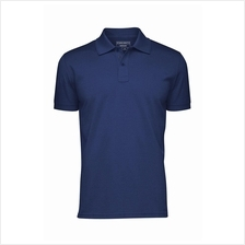 100% No shrink Pique Cotton Polo T-shirt 17 Colors up to 5XL)