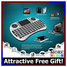 Quality Wireless Keyboard i8 With Mouse Touch Pad Game Gaming
