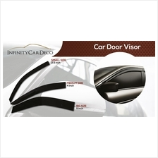 "Toyota Vellfire 2015 Above Original Door Visor (4"")"