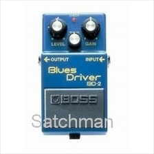 BOSS BD-2 Blues Driver - Guitar Pedal -  FREE SHIPPING