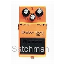 BOSS DS-1 - Distortion Guitar Pedal -  FREE SHIPPING