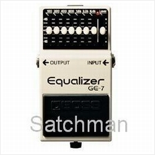 BOSS GE-7 Graphic Equalizer - Guitar Pedal -  FREE SHIPPING