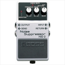 BOSS NS-2 Noise Supressor - Guitar Pedal -  FREE SHIPPING