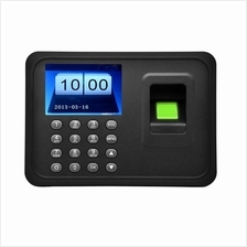 2.4' TFT LCD Display USB Biometric Fingerprint Attendance Machine