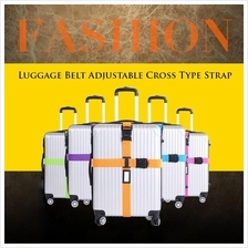 Luggage Belt Adjustable Cross Type Strap