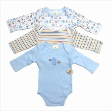 Baby Long Sleeve Romper - 5 Pcs / Pack)