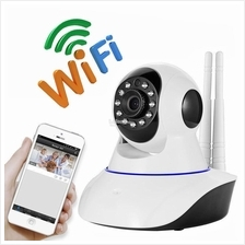 Wireless Security 360 Rotating CCTV With Night Vision 720HD IP Camera