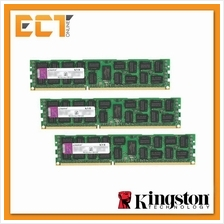 Kingston 24GB DDR3 1333MHZ (PC3-10600) ECC Server Memory RAM(8GBx3pcs)