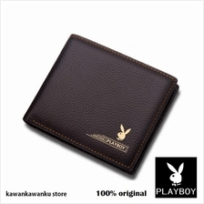 Original Playboy Men Leather Wallet High Quality Playboy Wallet