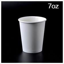 Paper cup 6.5 oz (1000pc) for water dispenser