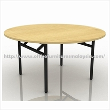 4ft Round Folding Banquet Table OFMRC1212 furniture petaling jaya KL