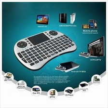 Wireless Keyboard i8 With Mouse Touch Pad Android TV Box
