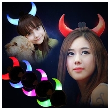 Emitting Horn Hair Angle Lamp Luminous Flash Horn Party Concert Use