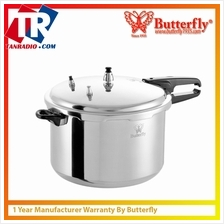 BUTTERFLY HIGH QUALITY GAS TYPE PRESSURE COOKER 11.0L - BPC-28A