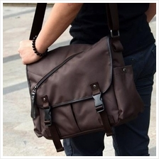 3032 - Korean Trend Formal Office Oxford Nylon Durable Messenger Bag