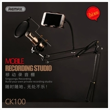 REMAX CK100 MOBILE RECORDING STUDIO GENUINE