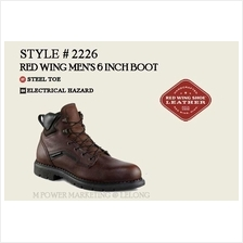 RED WING 2226 MEN'S 6-INCH BOOT Safety Shoes Working Shoes