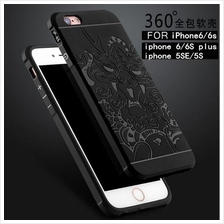 APPLE IPHONE 5 5S SE 6 6S PLUS COCOSE DRAGON 360 FULL Protection Case
