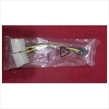 Molex to 6 pin for graphic card