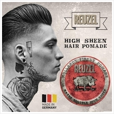 Reuzel Red Water Soluble High Sheen Hollands Finest Hair Pomade (113g)