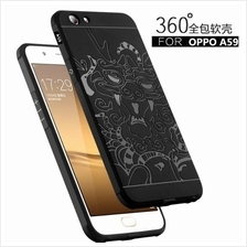 OPPO F1S A59 COCOSE SGP Dragon 360 Full Protection Case