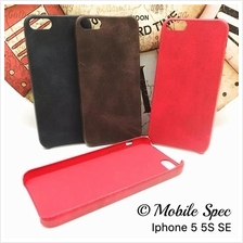 Apple iPhone 5 5S 6 6S Plus Elegant Flip Case Cover Pouch