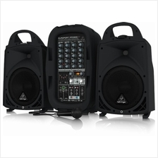 BEHRINGER PPA-500BT ACTIVE PROTABLE PA SYSTEM
