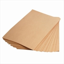 500pcs Brown Kraft Paper A4 for Printing and Craft 150gsm