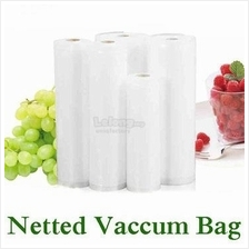 Thickened Netted Food Vege Fruit Meat Vacuum Sealing Bag
