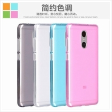 XIAOMI REDMI NOTE 4 & 3X Soft Jacket Silicon TPU Case