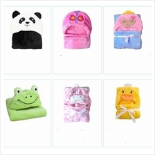 Special Gift Baby Toddlers Gift Blanket Cartoon Design