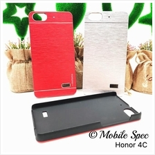 Huawei Honor 4x 4c 5x 7 P9 G8 MOTOMO Slim Metal Back Case