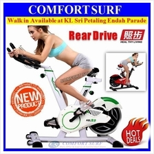 A8L Rear Drive Spinning Bicycle Exercise Bike 13KG Flywheel Home GYM