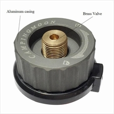 197. Butane Gas Stove Canister Conversion Adapter (Anti leakage)