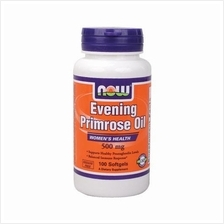 Evening Primrose Oil (Women Ultimate Health) 100caps rm90