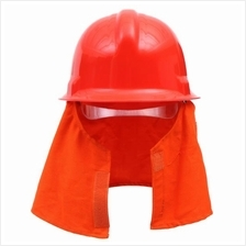 Fire Fighting Helmet Safety Electric Shock Prevention Flame-retardant