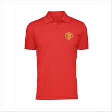 Manchester United FC Cotton Polo Shirt