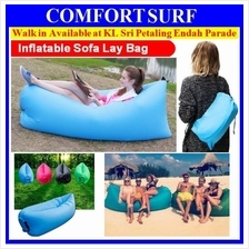 Inflatable Wind Hangout Camping Lazy Sleep Bag Lamzac Sofa Lounge Bed