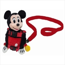 MICKEY MOUSE Safety Harness Buddy Bag