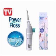 Power Floss Dental Water Jet, Oral Irrigator - for Quick and Easy Dent