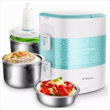 Deerma DEM-DS05 Multifuction 3 Layer Vacuum Electric Heating Lunch Box